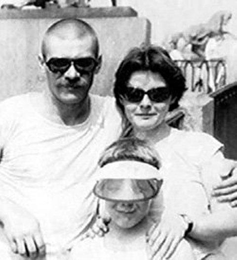 Семейное фото Андрея Краско