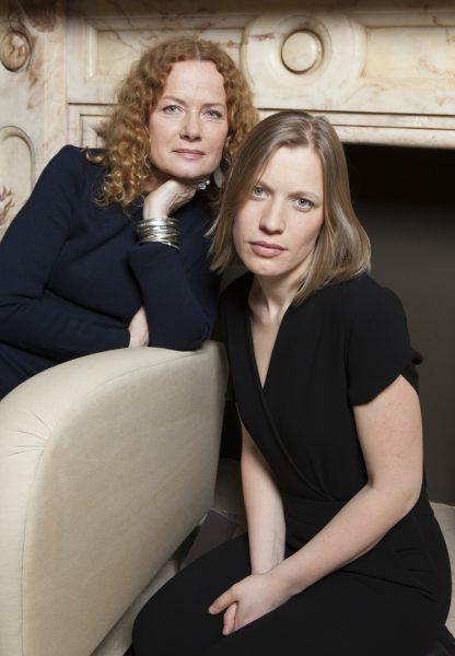 Дарья Михалкова с мамой