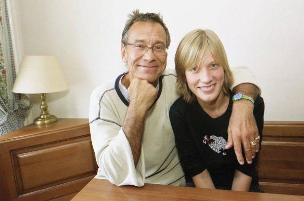 Андрей Кончаловский и Дарья Михалкова