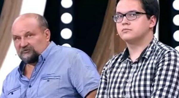 Никита Ермолаев с дядей