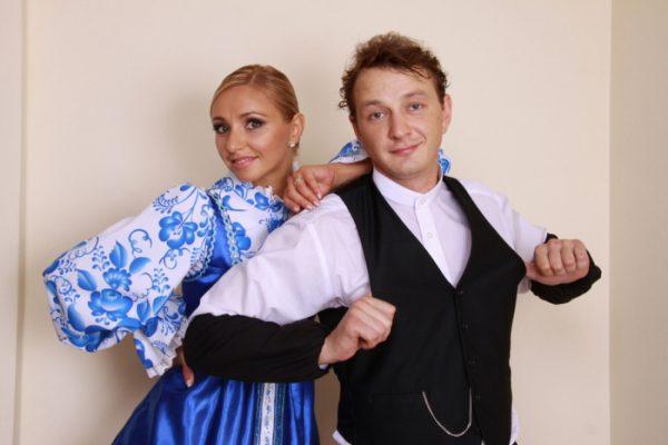Навка и Башаров