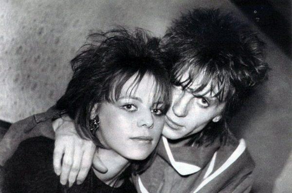 Ирина Салтыкова с мужем
