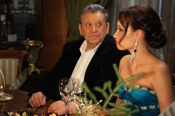 Грачевский с женой
