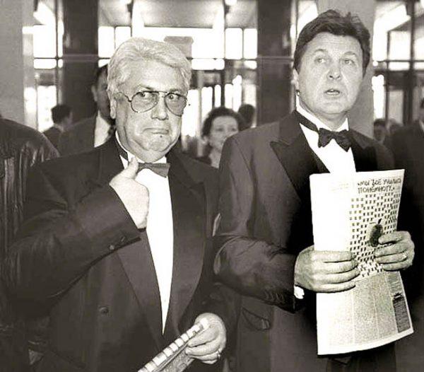 Лещенко и Винокур