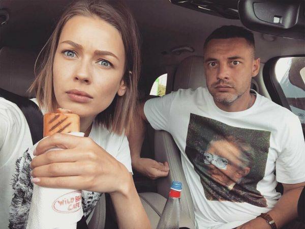 Евгения Лоза и Антон Батырев