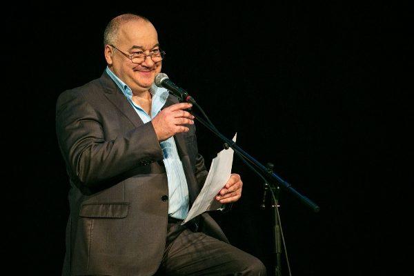 Игорь Маменко на концерте