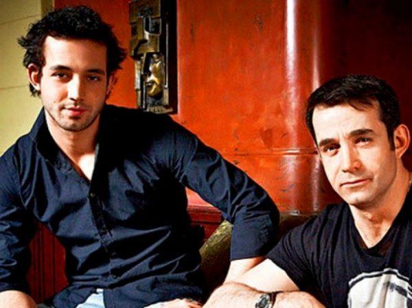 Дмитрий и Даниил Певцовы.