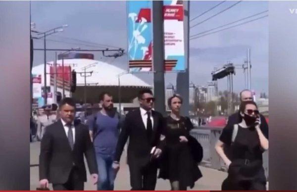 Павел Прилучный, Мирослава Карпович,