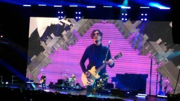 Фото с концерта группы «Кино»