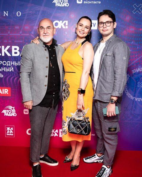 Екатерина Кожевникова и Сергей Кожевников