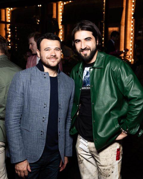 Александр Понайотов и Elman