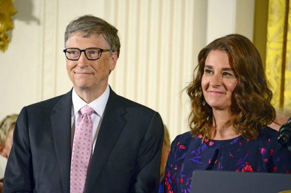 Билл и Мелинда Гейс