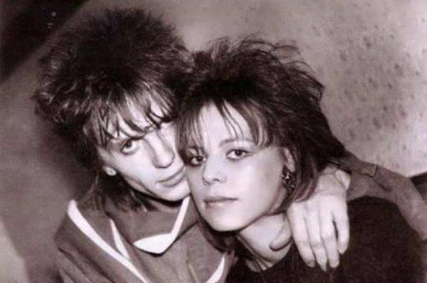 Виктор и Ирина Салтыковы в юности. Фото spletnik.ru