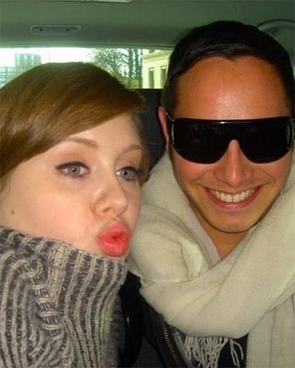 Адель и Майкл