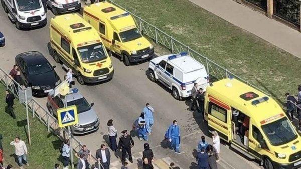 Теракт в Казанской школе