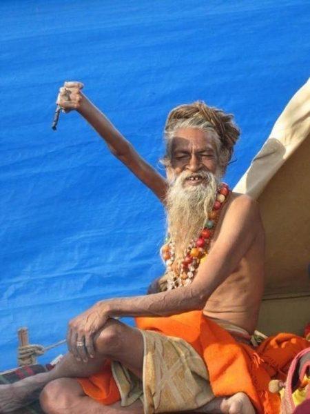Садху Амар Бхарати
