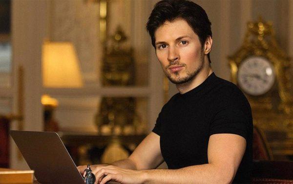 Павел Дуров сейчас. Фото forbes
