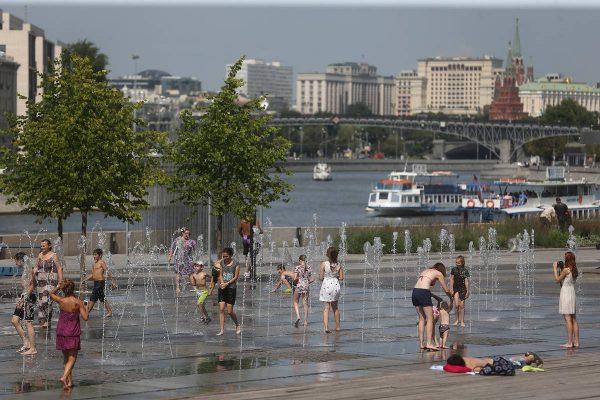 124 года такого не было - Москву ожидает невиданная жара