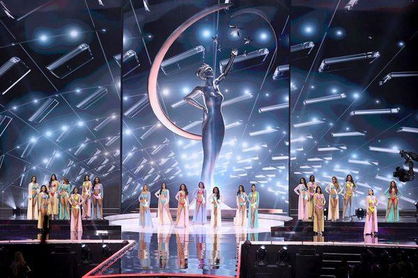 """Конкурс красоты """"Мисс Вселенная-2021"""" ."""