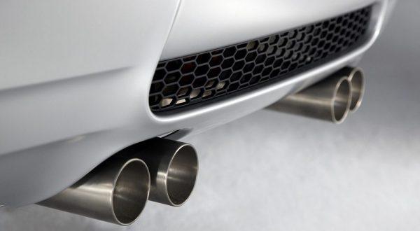 Выхлопная система автомобиля