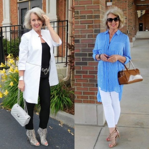 Как одеваться женщине после 60 лет стильно: советы от Васильева и Хромченко. Фото модных образов
