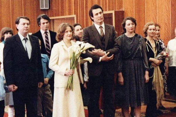 Вторая свадьба Прокловой