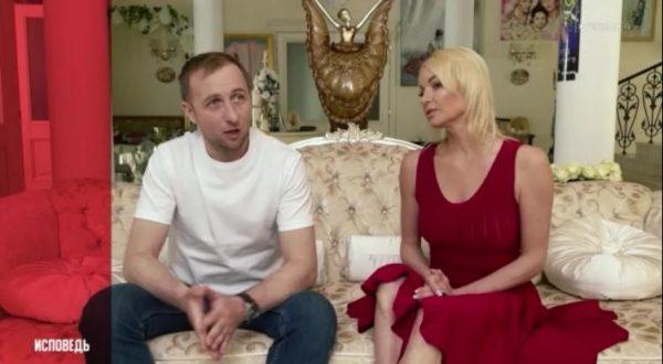 Анастасия Волочкова с Олегом