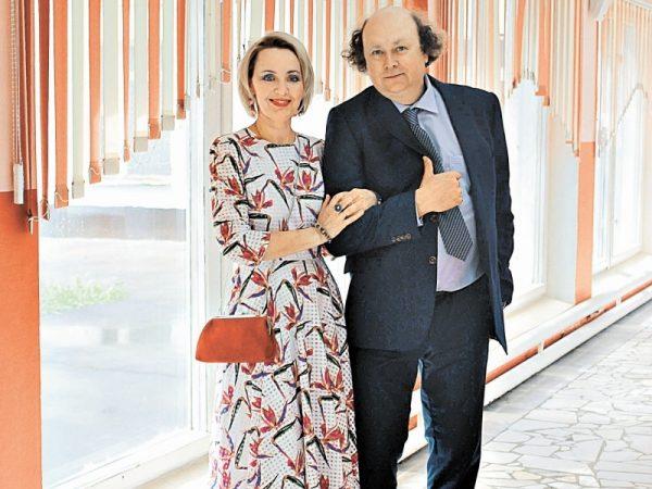 Татьяна Проценко и Алексей Войтюк.