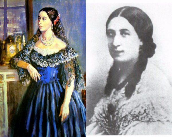 Мария Александровна Пушкина