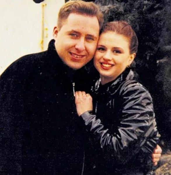 Даниил Мишин и Анна Семенович