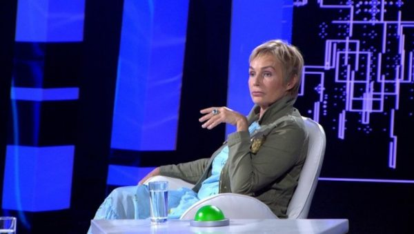 Наталья Андрейченко. Фото НТВ