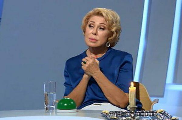 Любовь Успенская. Фото НТВ