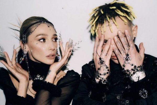 Настя Ивлеева и Элджей. Фото news.ru