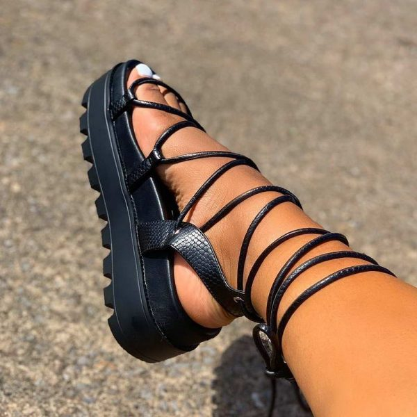 Beautiful and fashionable sandals - summer 2021