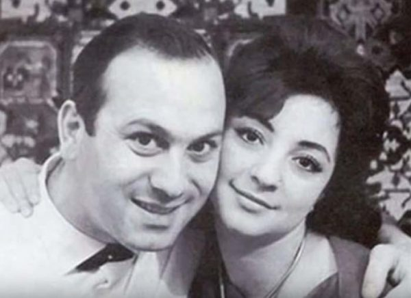 Бедрос и Виктория - влюбленные и счастливые