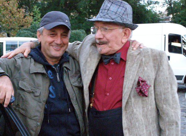 Владимир Алеников, Армен Джигарханян