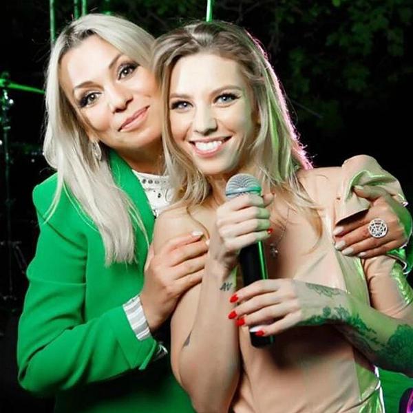 Ирина и Алиса Салтыковы. Фото Вокруг ТВ