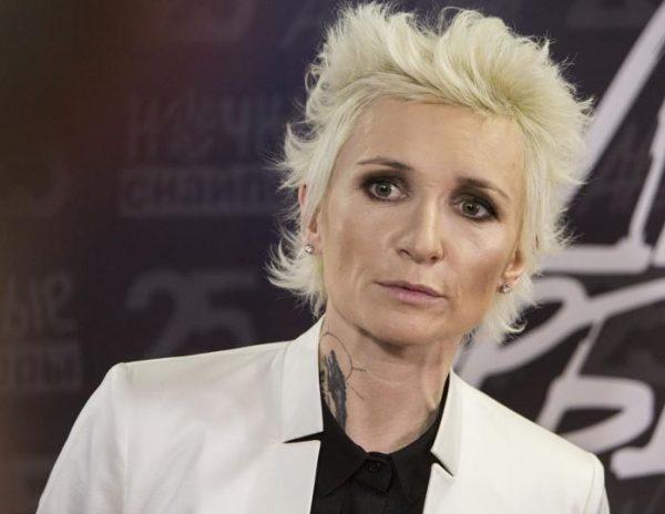 Диана Арбенина. Фото teleprogramma.pro/