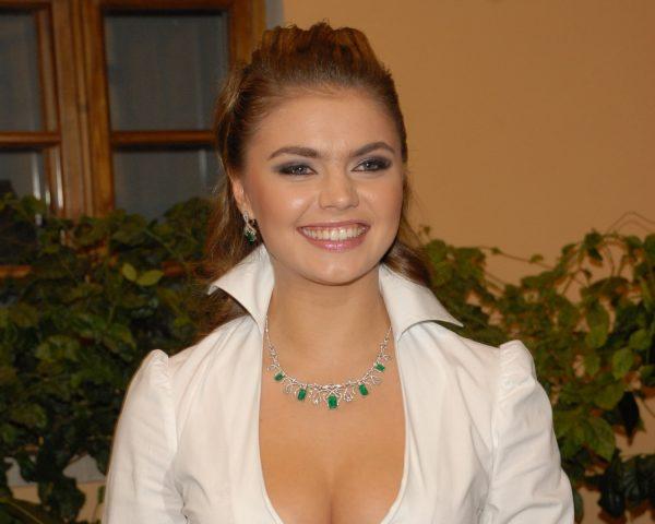 Алина Кабаева,