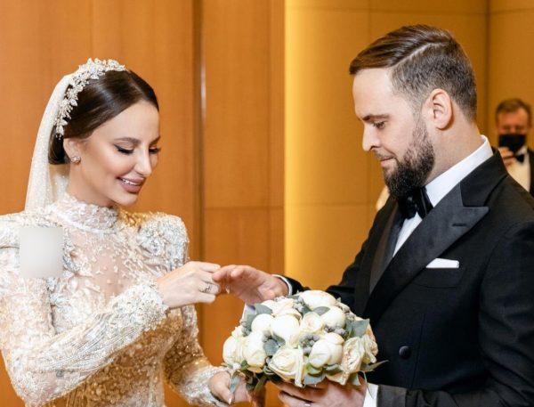 Анна Дзюба и Станислав Юркин