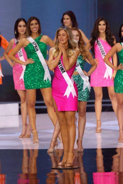 """Конкурс красоты """"Мисс Вселенная-2021"""""""