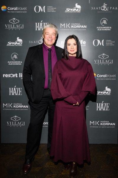 Супруги Стриженовы