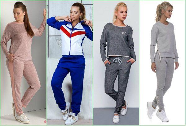 Fashion tracksuit