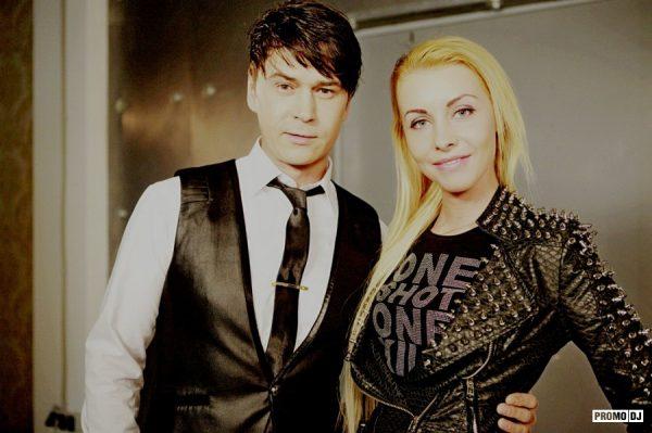 Владимир Политов с женой Ольгой