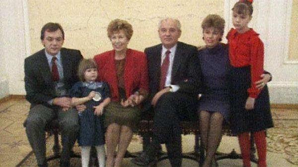 Жизнь и фотографии красивой дочери и внучек Михаила Горбачева