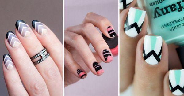Fashion manicure