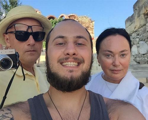 Гузеева, Каха Толордава и их сын Георгий сейчас. Фото Инстаграм