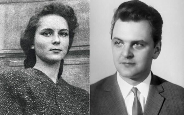 Кира Мачульская и Юрий Яковлев