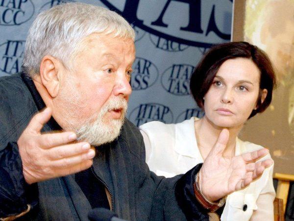 Татьяна Друбич, Сергей Соловьев,