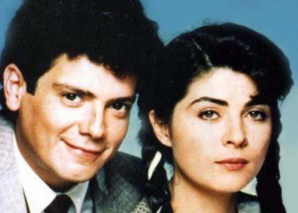Хайме Гарса и Вероника Кастро. Фото stuki-druki.com